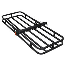 """500lbs For Truck SUV Car Cargo Carrier Basket Rack Travel 2"""" Hitch Receiver"""