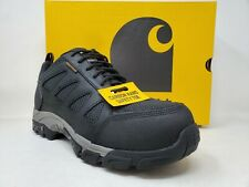 NEW! Carhartt Mens Lightweight Waterproof Carbon Nano Toe Low Work Hiker 3481
