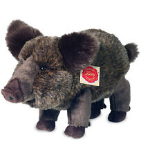 Boar / wild swine / pig piglet soft toy - Teddy Hermann - 30cm - 90831