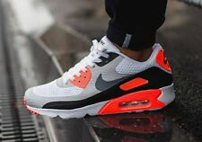 Nike Air Max 90 Ultra Essential Infrared Running Trainers UK Size 6 819474-106