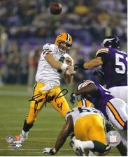 Brett Favre Autographed Packers 16x20 Photo 421 TD