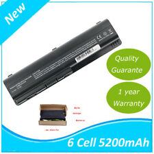 Batterie 5200mAh pour HP Compaq Presario 513775-001 CQ50 CQ60 CQ61 CQ70 CQ71