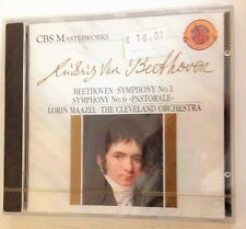 Beethoven-sinphonia No.6 & 1 the Cleveland Orchestra