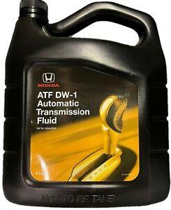 Genuine Honda ATF DW-1 Auto Transmission Fluid 08266LUB004