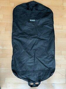 HUGO BOSS Lightweight Black Suit Carrier Dustbag Protector Bag