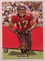 2010 Topps Prime Gold Arrelious Benn Tampa Bay Buccaneers rc /699
