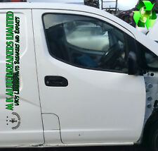 Nissan NV200 From 10-16 Complete Front Door Driver Side (Breaking For Part)