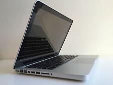 Apple MacBook Core i5 2,5 GHz, 4 GB, 500 GB, Modell 2012, MD101, deutsche Tastat