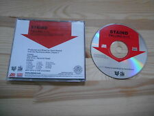 CD METAL staind-Falling (1 chanson) promo Atlantic Firm