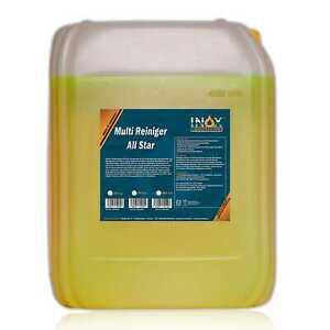 INOX® Multi Reiniger Konzentrat 10L Polster Innen Innenraum Universal Auto