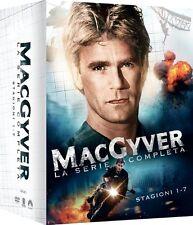 MacGyver - Stagioni 1-7 (38 DVD) - ITALIANO ORIGINALE SIGILLATO -