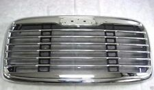 2000-2008 Frightliner Columbia Front Radiator Chrome Grill With Bug Screen
