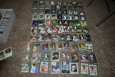 HUGE 80 Card Lot MLB Baseball Jersey RC Auto Frank Thomas Mickey Mantle Griffey