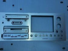 Pioneer CT-F1250 Cassette Deck Face plate