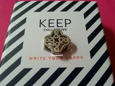 Stella & Dot  promotional designer charm great with Keep Collective Wraps NWOT
