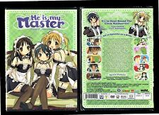He Is My Master: Complete Collection (Brand New Region 1 Anime DVD)