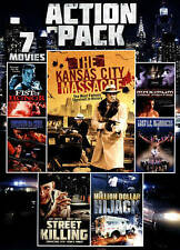 7-Movie Action Pack (DVD, 2012)