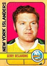 1972-73 Topps #38 Gerry Desjardins