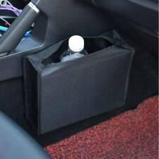Storage Bag Trash Can Auto Accessories Black Bin Durable Popular Car Dustbin LI