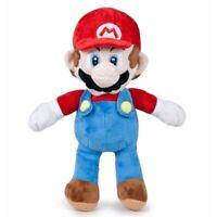 Nintendo 25cm Super Mario Bros Plush Mario NINTENDO XMAS GIFT KIDS