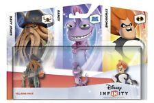 S703041 Disney Infinity Tripack Cattivi (set con 3 Personaggi)