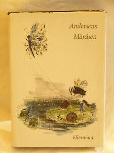 Andersens Märchen, 1. Band, Märchen u. Historien v. Hans Christian Andersen,1964