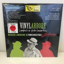 Vinyl Arbore Renzo Arbore L'Orchestra Italiana  Club of the 496 Fonè 024 200G