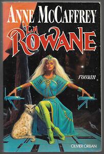 Anne McCaffrey  La rowane
