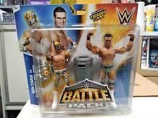 Battle Pack Series 31 Sin Cara & Alberto Del Rio Action Figure 2-Pack WWF NXT
