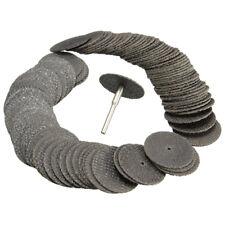 100Pcs 32mm Fiberglass Reinforced Cut Off Wheel Discs For FIT Rotary Tool L V2F1