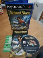 Prince Of Persia The Sands Of Time - Sony PS2 Game - COMPLETE - Fast & Free P&P!