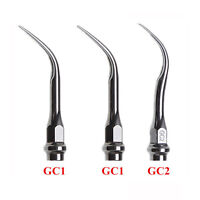 3 PCS Dental Insert tip For KaVo PIEZO Lux Scaler Ultrasonic Handpiece GC1,GC2
