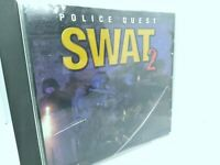 Police Quest: SWAT 2 (PC, 1998), and Swat 3 Game of the Year Edition