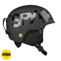 SPY Astronomic Snow Ski Snowboard Helmet Mips Gear Matte Black EXPRESS SHIPPING