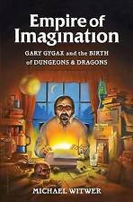 Empire of Imagination: Gary Gygax and the Birth of Dungeons & Dragons-ExLibrary