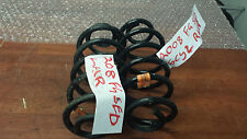 FORD FG XT FALCON 6 CYL SEDAN  LEFT & RIGHT REAR COIL SPRINGS STANDARD HEIGHT