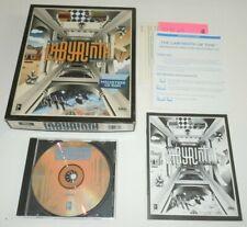 Labyrinth of Time Macintosh CD Game Complete Big Box EA Electronic Arts 1993 MAC