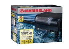 Marineland Penguin 200 Power Filter 30 to 50-Gallon 200 GPH NEW