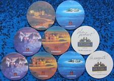 Bierdeckel Serie Sammlung - Schweiz  Feldschlösschen  Rheinfelden 7 verschiedene