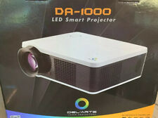 Digital Projector LED SMART HDTV Home Cinema New in box, never used