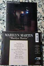 MARILYN MARTIN 1986 RARE 2005 CD Night Moves Move One Step Closer John Parr