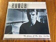 STING - ORIGINAL MASTER RECORDING LP ~ THE DREAM OF THE BLUE TURTLES MFSL~SEALED