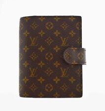 2004 150th Anniversary Louis Vuitton Paris Monogram Leather Agenda Day Planner