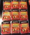 Lot of 75 Packs Grabber Warmers Hand Warmers 150 Warmers Total