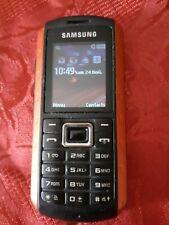Téléphone portable Samsung Solid B2100 mobile débloqué * Envoi Box to Box
