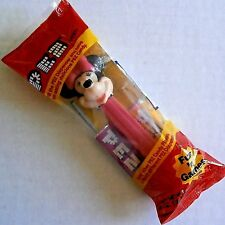 Vintage Pez MICKEY MOUSE CLUBHOUSE  2009  Retired  [Cello Bag] MINNIE MOUSE