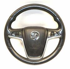 Opel Insignia A G09 Lenkrad Multifunktionslenkrad Leder