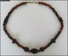 19C. ANTIQUE NATURAL AMBER ISLAMIC OTTOMAN LADIES NECKLACE