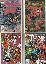 MARVEL COVERS  complete set  - 1 to 12 postcard box