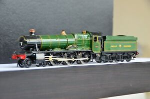 DJH Model Loco GWR HALL 4-6-0 #5924 Steam Engine Handmade
